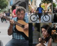 Canción de la Ciudad: serie documental multisoporte