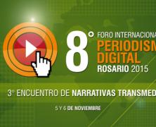 8° Foro Internacional de Periodismo Digital y 3° Encuentro Internacional de Narrativas Transmedia