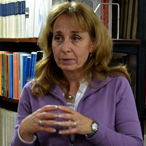 Mg. Gabriela Sabulsky