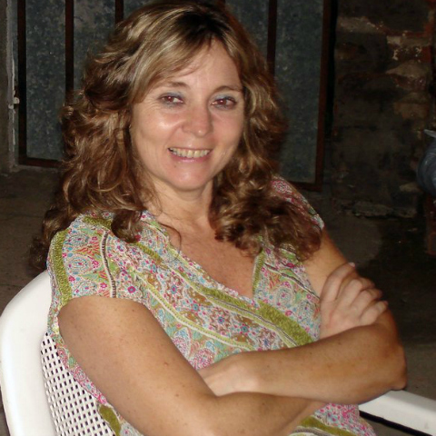 Mg. María Cristina Alberdi